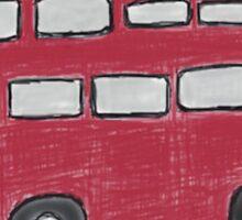 Take Me To London Sticker