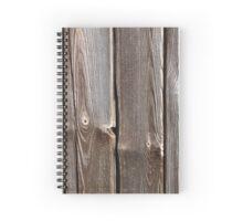 Wood Grain 2 Spiral Notebook