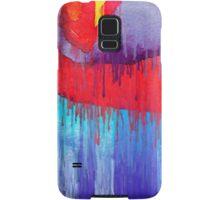Melting superhero  Samsung Galaxy Case/Skin