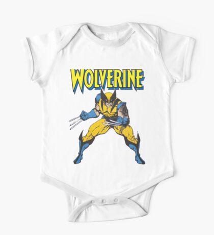 Wolverine One Piece - Short Sleeve