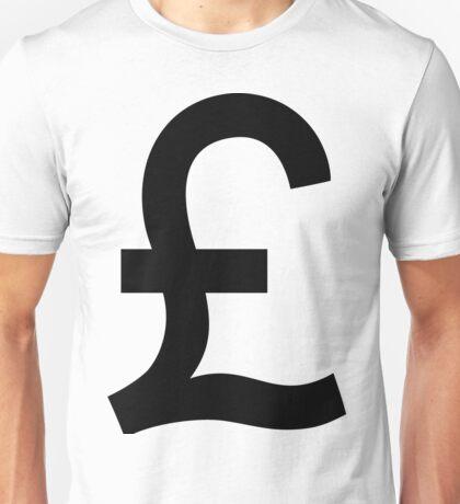 Pound sign Unisex T-Shirt