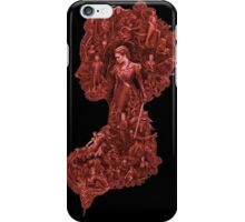 Pride + Prejudice + Zombies movie comedy horror logo Elizabeth Bennet   iPhone Case/Skin