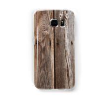 Wood Grain 4 Samsung Galaxy Case/Skin