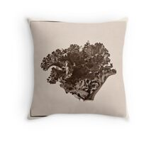 Plant Form 76 Throw Pillow