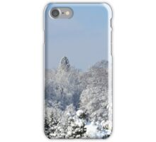 Ashurst Wood Snow iPhone Case/Skin