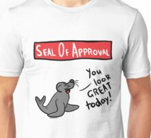 Seal of Approval Unisex T-Shirt