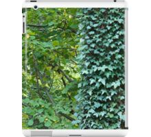 Ivy and Leaves iPad Case/Skin