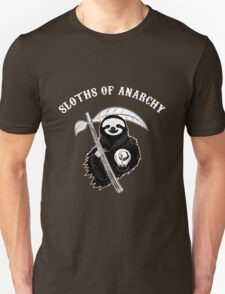 Sloths Of Anarchy T-Shirt