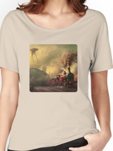 The fall of London Women's Relaxed Fit T-Shirt
