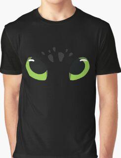 Toothless Minimal Graphic T-Shirt