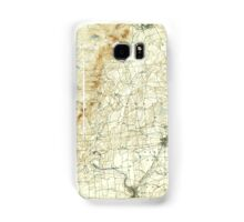New York NY Saratoga 129390 1902 62500 Samsung Galaxy Case/Skin