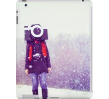 Photography Addict iPad Case/Skin
