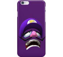 Waluigi Face iPhone Case/Skin