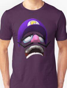 Waluigi Face T-Shirt