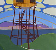 The Water Tower by Natalie Castree