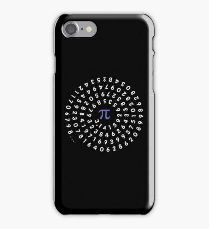 Circumference Pi VRS2 iPhone Case/Skin
