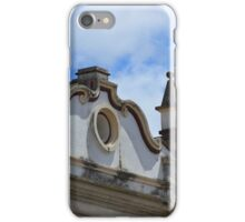 Architectural Details on the Matriz Church iPhone Case/Skin