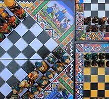 Chess Boards by rhamm