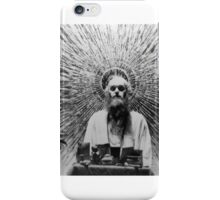 Ram Dass Enlightening iPhone Case/Skin