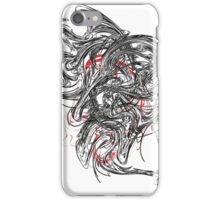 'Smoke' design by LUCILLE iPhone Case/Skin