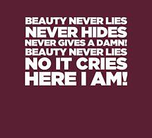 Beauty Never Lies - Eurovision 2015 Unisex T-Shirt