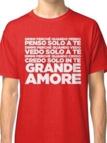 Grande Amore - Eurovision 2015 Classic T-Shirt