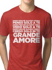 Grande Amore - Eurovision 2015 Tri-blend T-Shirt