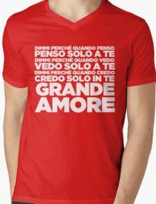 Grande Amore - Eurovision 2015 Mens V-Neck T-Shirt