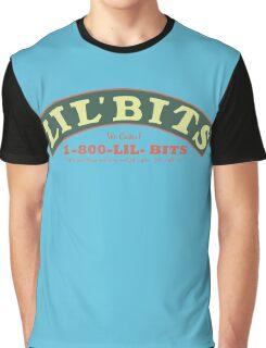 Rick and Morty: Lil Bits Shirt Graphic T-Shirt