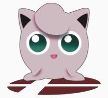 Jigglypuff - Super Smash Bros Melee by PrincessCatanna