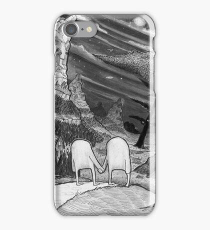 Big Trees iPhone Case/Skin