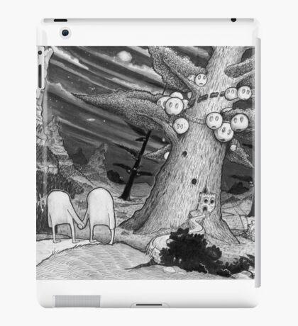 Big Trees iPad Case/Skin