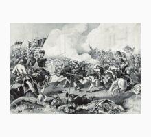 Battle of Pea Ridge, Arkansas - 1862 - Currier & Ives Baby Tee