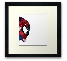 The Spidey Framed Print