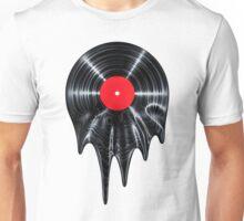 Melting vinyl Unisex T-Shirt