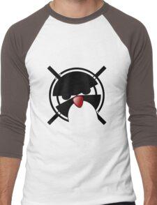 Linux Gamers Men's Baseball ¾ T-Shirt