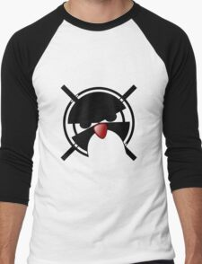 Linux Gamers Men's Baseball ¾ T-Shirt