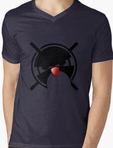 Linux Gamers Mens V-Neck T-Shirt