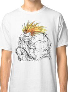 Streetfighter Blanka Classic T-Shirt