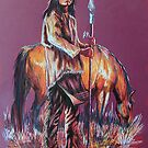 Way Of The Warrior  by Susan Bergstrom