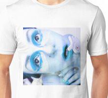 Fail into blue Unisex T-Shirt