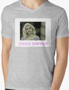 Anna Nicole Shirt Mens V-Neck T-Shirt