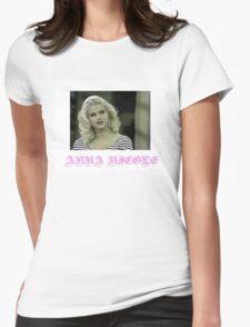 Anna Nicole Shirt Womens Fitted T-Shirt