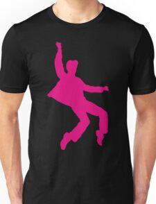 Pink Elvises Unisex T-Shirt