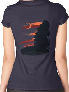 Hollow Hill Women's Fitted Scoop T-Shirt