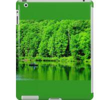 Fishing on Chris Green Lake    ^ iPad Case/Skin