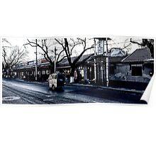 beijing sidestreet Poster