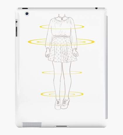 Center of the Universe iPad Case/Skin