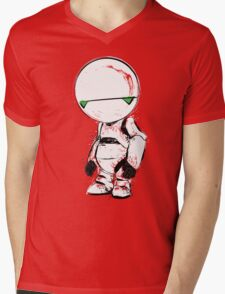 Paranoid Android Mens V-Neck T-Shirt