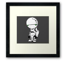Paranoid Android Framed Print